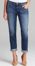 NWT Eileen Fisher Aged Indigo Boyfriend Jeans, Sz 6, $178