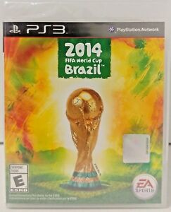 2014 FIFA World Cup Brazil (PS3) - Brand New! Factory Sealed!! Free ... 016391850
