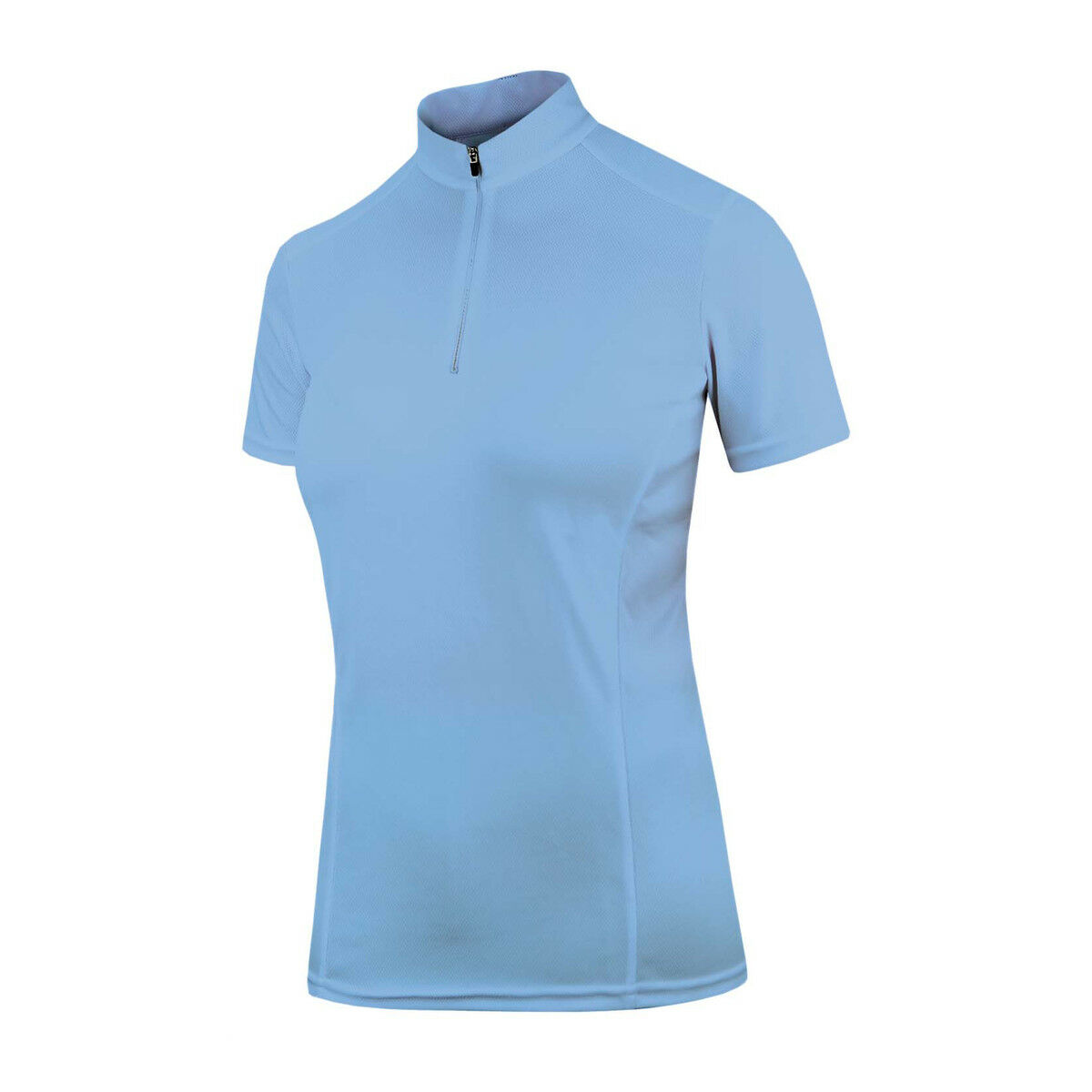 Irideon CoolDown IceFil Short Sleeve Jersey equitazione Shirt with UV Prossoection