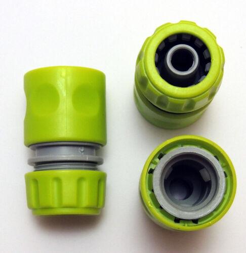 3 Raccords rapides  pour tuyau diamètre 15mm