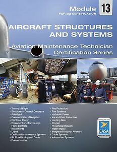 Details about EASA Part-66 Module M13 B2 Study book - Aircraft Structures  and Systems