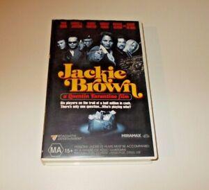 Jackie-Brown-VHS-PAL-Tarantino-Big-Box-Ex-Rental
