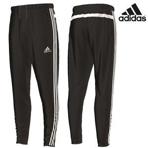 Details zu adidas Tiro 13 Training Pant Kinder Hose schwarz [Z05763]