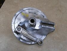 Yamaha 250 IT IT250 Used Rear Wheel Brake Plate 1978 YB128