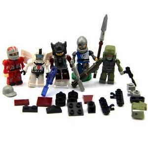 Lot 5 TRANSFORMERS MICRO CHANGER KRE-O KREON Action Figure Boys toy W177
