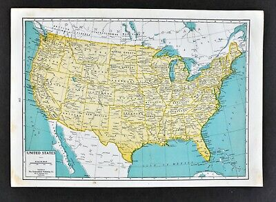 1944 Geographical Map United States America Texas California New York on agriculture map of america, full map of america, appalachian mountains map of america, new england map of america, new york city map of america, blank map of america, midwest region map of america, mississippi river map of america, world map of america, religion map of america, printable map of america, language map of america, civil war map of america, geography map of america, indian tribes map of america, louisiana purchase map of america, navy map of america,