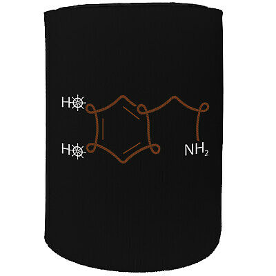 Stubby Holder Ob Ocean Bound Sailing Dopamine Chemical Structure Sailing Funny Elegant In Smell Home & Garden