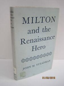 john milton renaissance