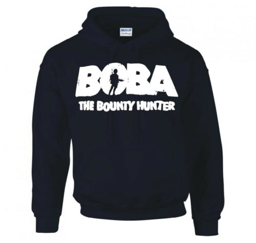 "STAR WARS /""BOBA THE BOUNTY HUNTER/"" HOODIE NEW"