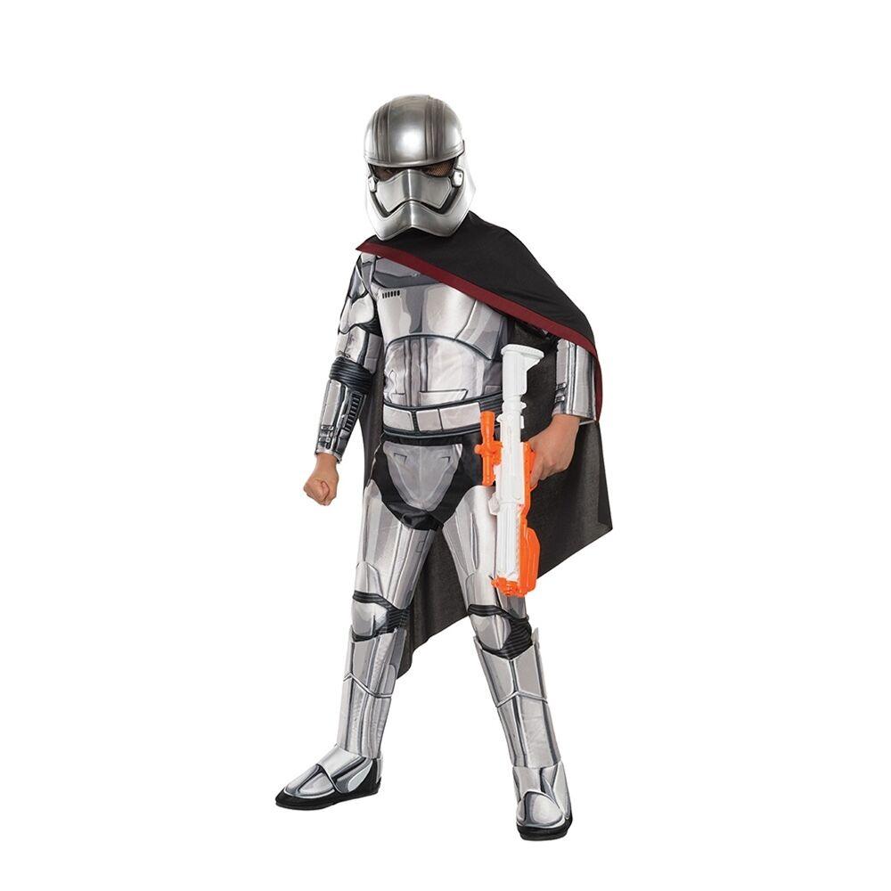 Star Wars The Force Awakens Kids Costume - Captain Phasma