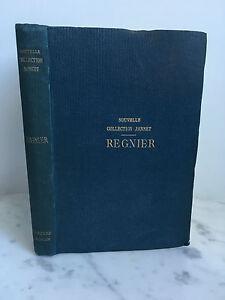Obras Completas de Regnier M. Piedra Jannet E. Picard 1867