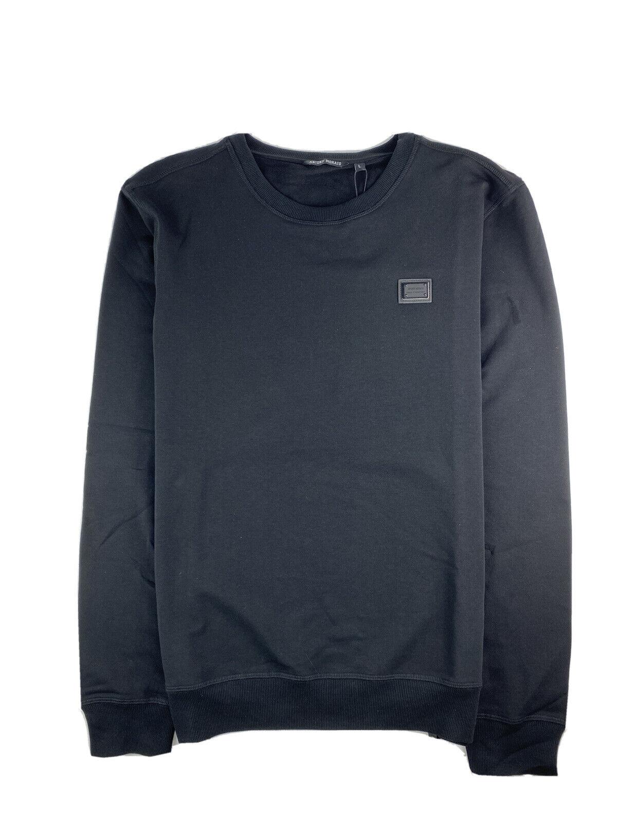 Antony Morato Men's Black Sweatshirt