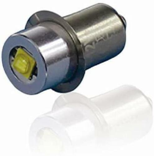 Maglight Maglite LED Bulb 2 Cell C D Conversion Upgrade 200 Lumen Replacement