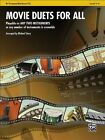Movie Duets for All: Bb Trumpet/Baritone T.C., Level 1-4 by Alfred Publishing Co., Inc. (Paperback / softback, 2010)