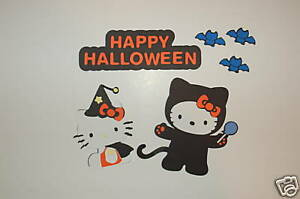 Cricut Hello Kitty Witch /& Frame Cardstock Die Cut//Cuts Set