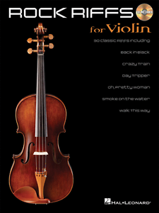 034-ROCK-RIFFS-034-INSTRUMENTAL-PLAY-ALONG-FOR-034-VIOLIN-034-MUSIC-BOOK-CD-NEW-ON-SALE