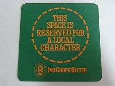 Beer Collectible Coaster Ind Coope Limited Skol Lager London England Brewery Ebay