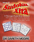 Sudoku Xtra Issue 2: The Logic Puzzle Brain Workout by Gareth Moore, Dr Gareth Moore (Paperback / softback)