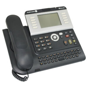 Alcatel 4038 EE IP Touch Extended Edition-IP, VoIP telefono Urban Grigio
