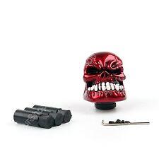 Universal Manual Operation Car Pomo de palanca de cambios Shifter Lever Skull R