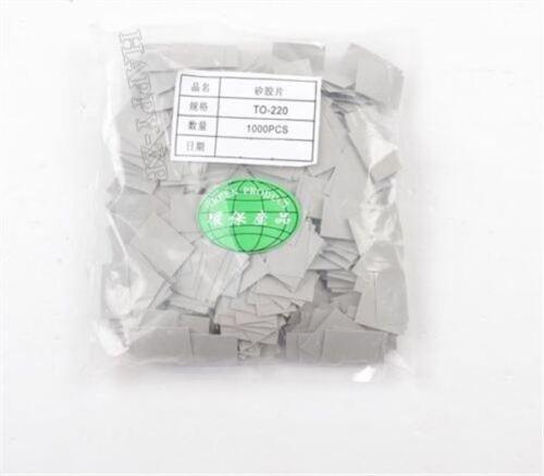 Dissipateur Thermique En Silicone 200Pcs Pour Ordinateur Portable lk