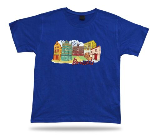 brussel grand palace museum of the city of brussels brasserie cantillon t-shirt