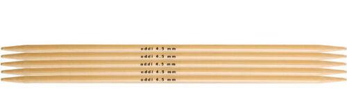 Addi bambú strumpfstricknadel 15 cm 3,0 mm