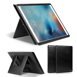 QIALINO-Smart-Genuine-Leather-Case-Cover-Stand-for-iPad-Pro-12-9-inch