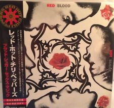 Blood sugar sex magik limted japanese vinyl