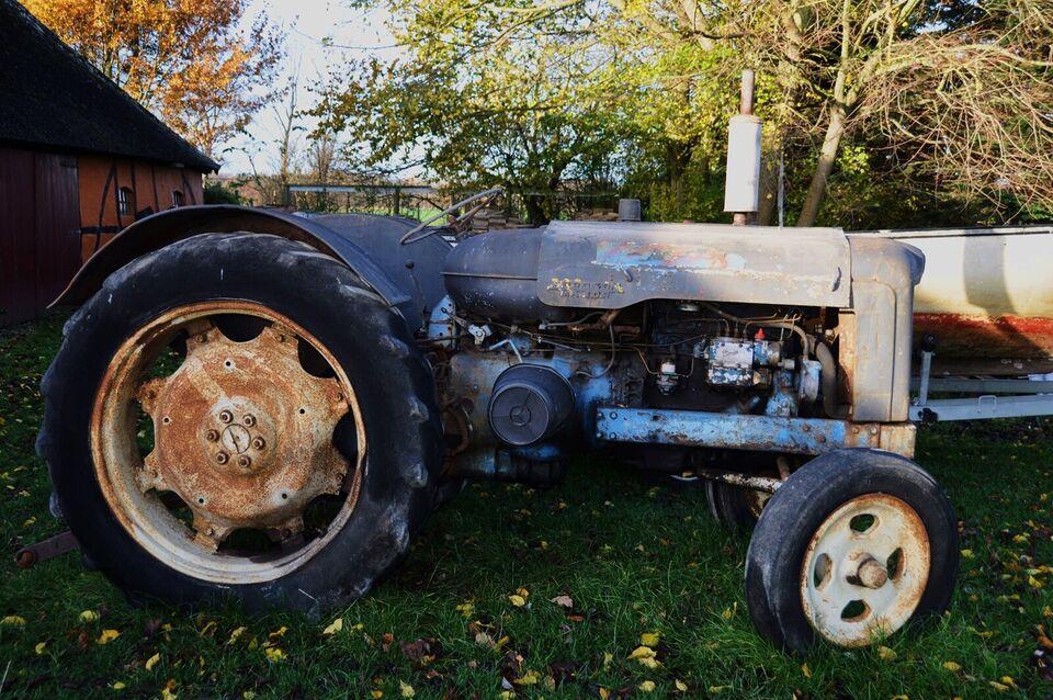 Traktor Fordson Major , Fordson Major