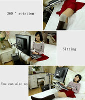Height Adjusting Sit Stand Computer/monitor/laptop/tablet Bed Office Stand Mount