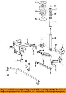 s l300 bmw oem 04 06 x3 rear suspension coil spring 33533413080 ebay