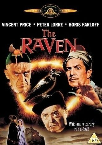 1 of 1 - The Raven (DVD, 2004)