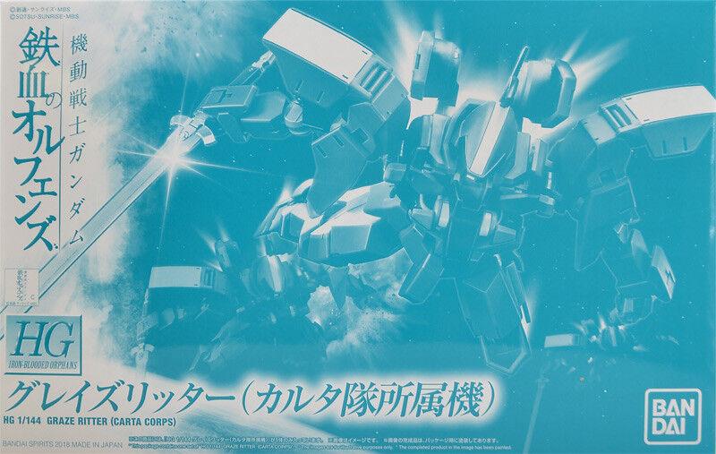 Gundam 1 144 HG Iron Blooded Orphans Graze Ritter Carta Corps Model Exclusive