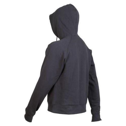 US Basic Atlanta Hooded Sweatshirt Hoodie Hoody Top Jumper Unisex Mens Womens