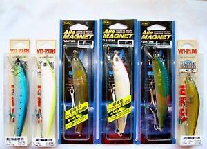 Duel-Yo-Zuri-Aile-Magnet-125f-Japan-Sea-Fishing-Lure-Hard-Bait-Tuna-Bonito