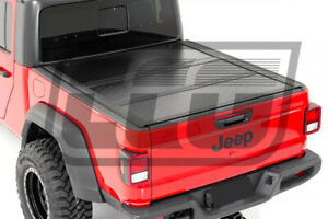 Bak Mx4 Matte Tonneau Truck Bed Cover For 2020 20 21 Jeep Gladiator 5 Short Bed Ebay