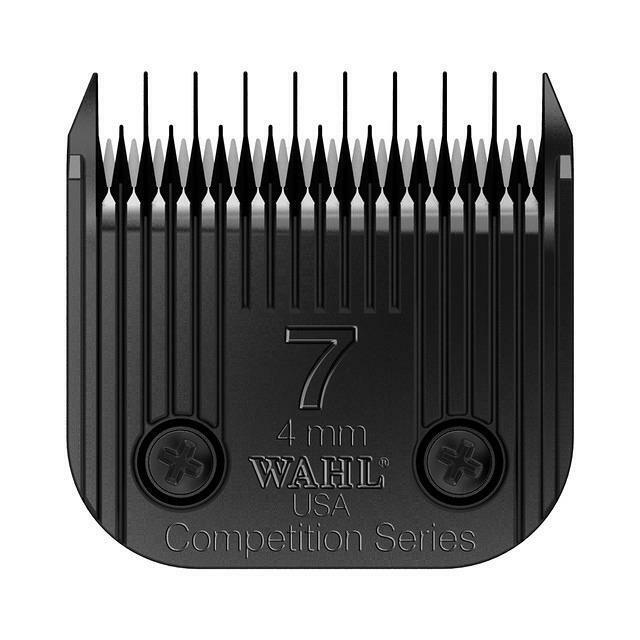 Wahl Ultimate Competition Series Blade, Size 7 Skip - Leaves 4mm