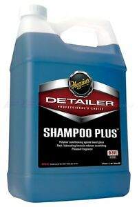 meguiars detailing products d11101 car auto interior shampoo plus 1 gallon ebay. Black Bedroom Furniture Sets. Home Design Ideas
