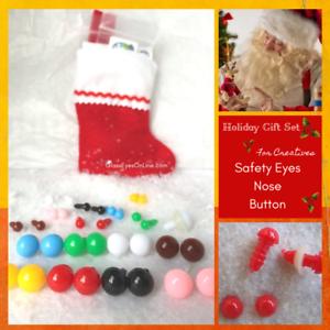 Black Safety Eyes 22 Mm for Plush Animal Toys Amigurumi Crafts ... | 300x300