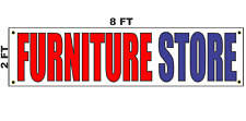 Furniture Store Banner Sign 2x8