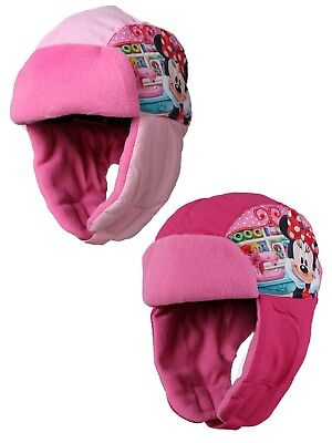 Analytisch 1 Bonnet Chapka - Minnie -taille 52 Ou 54 - 100% Polyester. 2 Coloris Disponible
