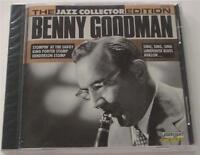 Benny Goodman Jazz Collector Edition Sealed Cd