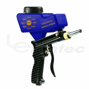 LEMATEC-Gravity-Feed-Portable-Sandblasting-Gun-for-remove-spot-rust-w-free-tip