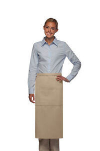 Daystar-Apron-1-Style-123-Three-pocket-full-bistro-apron-Made-in-USA