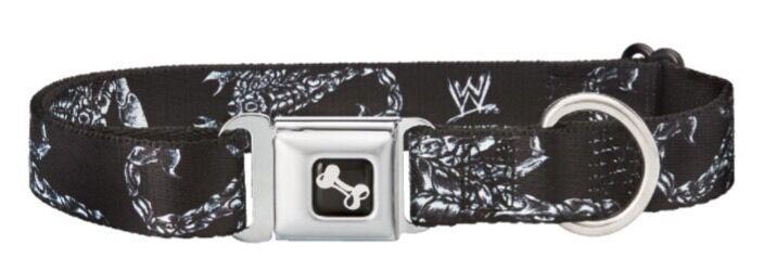 WWE WCW WCW WCW nWo Sting Dog COLLAR And LEASH Medium  Scorpion  Buckle-Down 56f97a