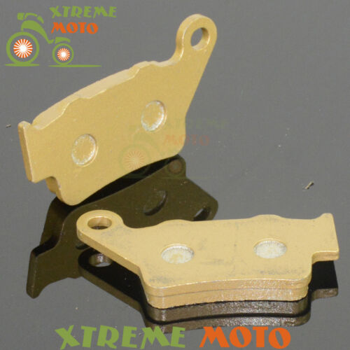 FA208 Rear Brake Pads For Husaberg TE FC FE FX FS 125 250 350 300 400 450 501