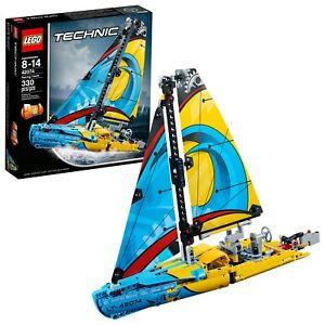 LEGO-Technic-Racing-Yacht-42074-330-Pcs