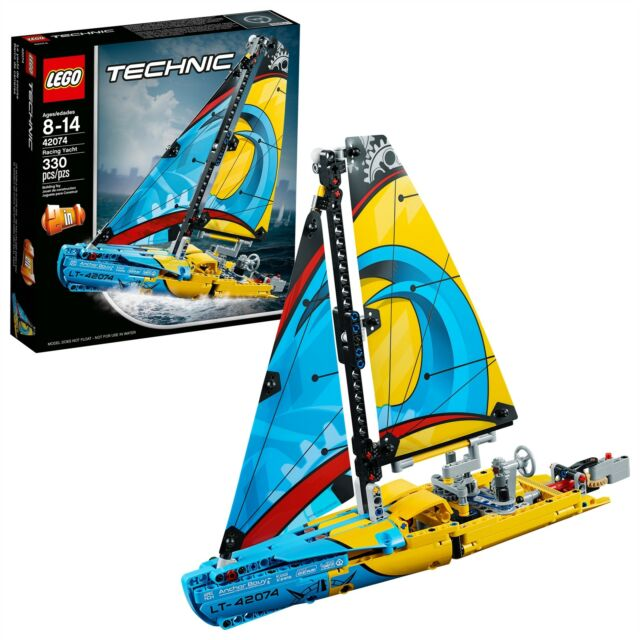 LEGO® Technic™ - Racing Yacht 42074 330 Pcs