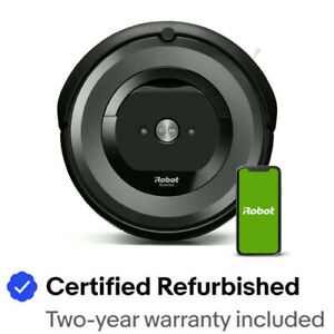 iRobot Roomba E6 Vacuum Cleaning Robot  E6134 Manufacturer Certified Refurbished